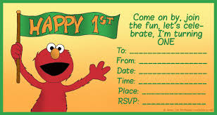 Invitations And Cards Elmo 1st Birthday Clipart Bbcpersian7 Collections