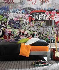 graffiti street mural children store pinterest street mural for chaces room brewster phoenix graffiti pre pasted wall mural x