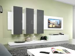 Wohnzimmerschrank Trento Ideen Trento 1 Wei Hochglanz Absetzungen Grau Und Elegante