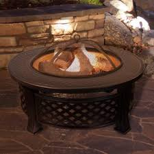 Outdoor Furniture With Fire Pit Table by Fire Pit Tables