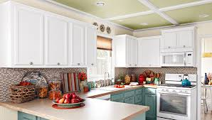 Contemporary Kitchen New Lowes Kitchen Cabinets Home Depot - Kitchen cabinet pricing guide