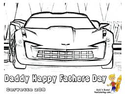 card fathers day coloring cards