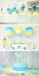 baby shower balloon ideas