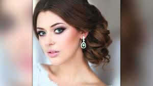 asian wedding hairstyle for long hair latest pakistani bridal