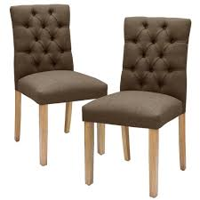 Target Dining Chair Brookline Tufted Dining Chair Threshold Target
