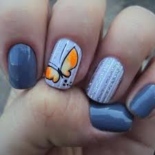 112 best butterfly nail art images on pinterest butterflies