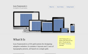 responsive design css 50 useful libraries and resources for responsive web design