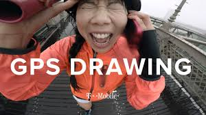 Challenge Buzzfeed The Gps Drawing Challenge Nyc Presented By Buzzfeed T Mobile
