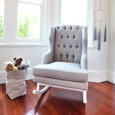 Best Nursery Rocking Chair Chair Nursery Rocking Chair With Ottoman Grey And White Rocker