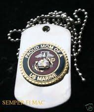 graduation dog tags proud cousin of a us marines dog tag pin neice nephew dog tags