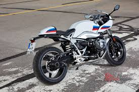 bmw 9t 2017 bmw r ninet racer r ninet bike review