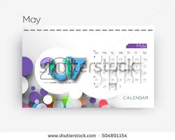 Happy New Year Decorations Vector by Creative New Year Calendar 2015 Background Stock Vector 211589479