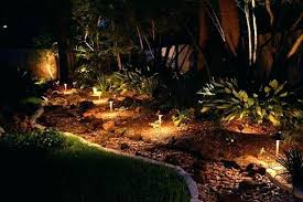 Outdoor Low Voltage Led Landscape Lighting Extraordinary Low Voltage Led Landscape Lighting Low Voltage