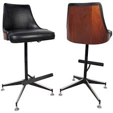 contemporary bar chairs tags mid century modern bar stools wood