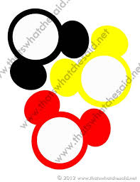 u0027s che mickey mouse birthday banner u0026 free