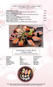 singha cuisine singha and sushi