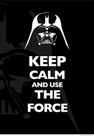 Keep Clam Meme - keep calm and use the force weknowmemes