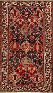 Carpet Rug Org Bakhtiari Rug 19983 Persian Informal 16 U0027 0 U0027 U0027 X 22 U0027 0 U0027 U0027 Multi