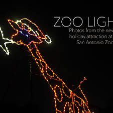 san antonio zoo lights coupon tower creek at the natural bridge wildlife ranch is now open