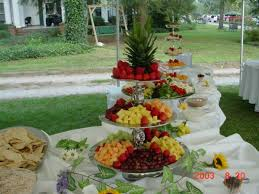 how to set up a buffet table mug muffin catering photo gallery
