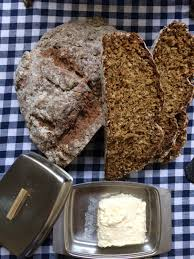 gbbo challenge week 3 bread soda bread and home churned butter