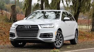 Audi Q7 2017 - first drive 2017 audi q7