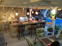 Outdoor Backyard Ideas by Best 20 Outdoor Kitchen Bars Ideas On Pinterest Farmhouse