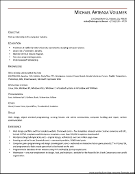 Microsoft Word 2010 Resume Template Resume Wizard Word 2010 Resume For Your Job Application