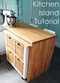 diy ikea kitchen island diy kitchen island ikea hack all materials can be purchased from