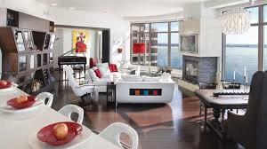 salon cuisine aire ouverte décoration cuisine et salon aire ouverte
