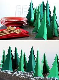 Christmas Dinner Centerpieces - pine forest centerpiece for christmas dinner paging supermom