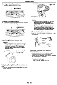 how to change timing belt other 626 u0027s mazda626 net forums