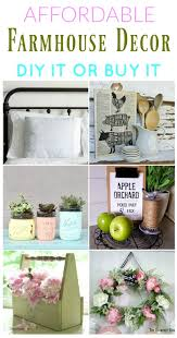 What s New in Affordable Farmhouse Style Decor Knick of Time