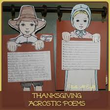 thanksgiving acrostic poems poem thanksgiving and homeschool