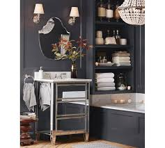 pottery barn bathroom ideas sussex shade sconce pottery barn