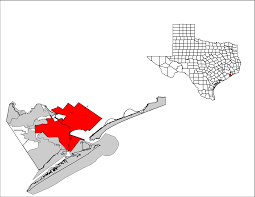 Texas County Map With Cities Texas City Texas Wikipedia