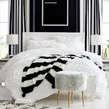 Cream And Black Comforter Girls Bedding Pbteen