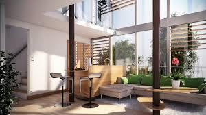interieur maison bois contemporaine interieur maison architecte u2013 maison moderne