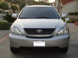 harrier lexus 2005 2005 awd rx330 pics clublexus lexus forum discussion