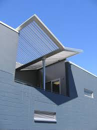 an inverted gable opening roof for a different style outdoor
