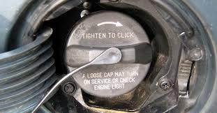 gas cap light jeep lost gas cap don t panic