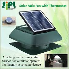 wholesale whole sale house ventilation fan roof mounting solar