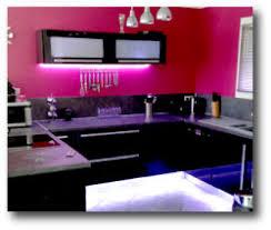 bande led cuisine meuble pour mettre derriere canape 10 ruban led rgb sp233cial