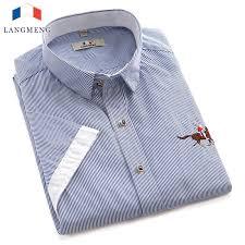 buy more mens casual shirts short sleeve dress shirts regular