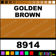 golden brown acrylic glossies stained glass window paints 8914