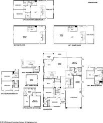 Richmond American Floor Plans Paisleyp35p Print 9 19 14 Jpg