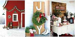 Outdoor Holiday Decorations Ideas Cheap Outdoor Christmas Decorations U2013 Wearelegaci Com