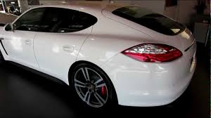 porsche panamera 2016 white 2013 porsche panamera gts carrara white now available mov youtube