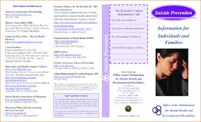 7 funeral pamphlet template authorizationletters org