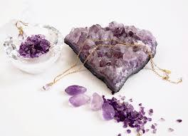 amethyst crystal necklace images Lavender amethyst crystal hills organics jpg